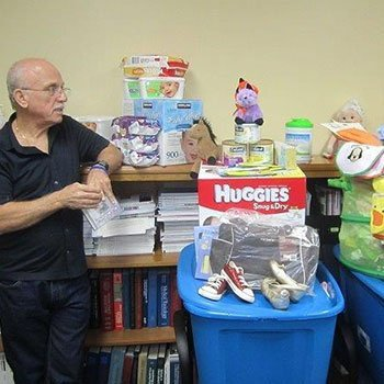 Safe Haven donations