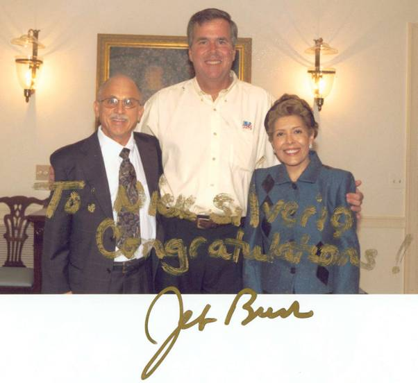safe haven - Jeb Bush