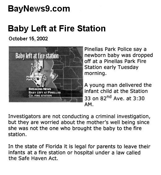 babyleftatfirestation
