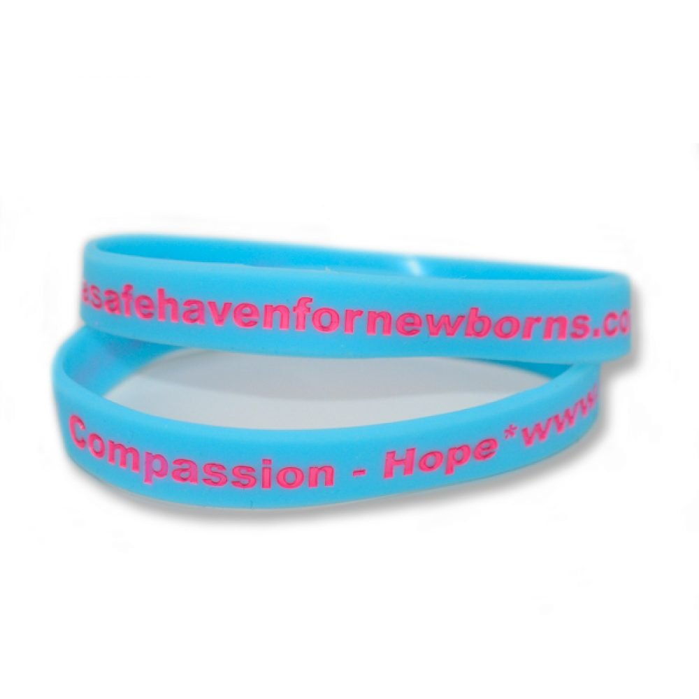 safe haven wrist bands