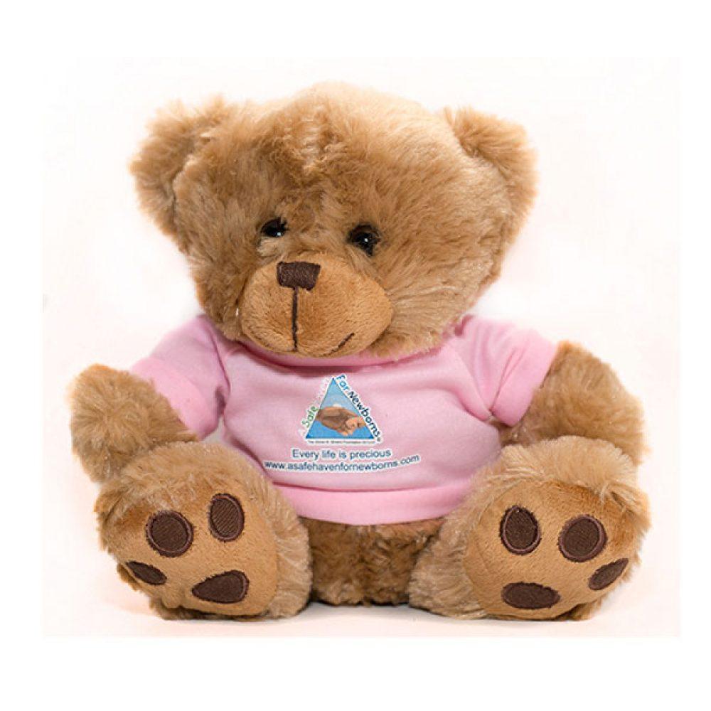 safe haven teddy bear