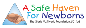 a safe haven for newborns logo