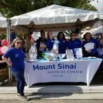 safe haven Mount Sinai booth